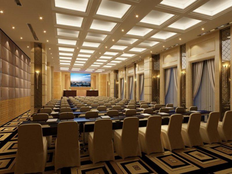 Recherche de salle de conférence pour BNP Paribas real Estate